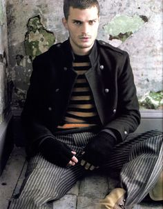 Who is Jamie Dornan? The Vital Stats: Name:James Dornan Nicknames: Jamie Height: 6′ Age:29 Born:May1, 1982 in Belfast, Ireland Profession: Model, actor, musician Status:Unknown at time of publication Filmography (year, title, role): 2006:Marie-Antoinette(Axel Von Fersen) – feature film 2008:Beyond the Rave(Ed) – feature film 2009:Nice to Meet You(The Young Man) – short 2009:X Returns(X)– short …
