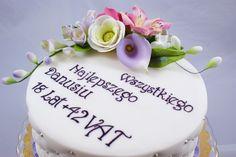 Tort na 60 urodziny | Evelyn's Cake