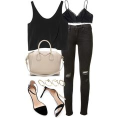 """""""Untitled #11411"""" by florencia95 on Polyvore"""