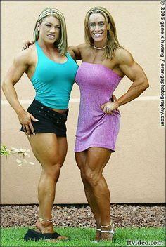 Melissa Dettwiller & Amanda Dunbar
