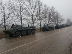 12 Signs That Russia Is Ready To Fight A War Over Crimea