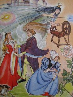 Fairy Tales by Heart felt, via Flickr