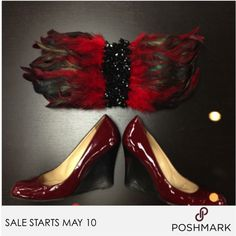 Selling my Louboutins and Jimena Mujica clutch from my @Poshmark closet tomorrow at 11AM PST!  All proceeds will go to @Make-A-Wish America.   Download the app to make a purchase.  If you want to walk in my shoes, check out the details here: http://vanessahudgens.tumblr.com/post/50024411384/