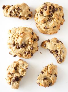 levain chocolate chip cookie copycat | ahappyfooddance.com