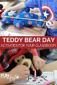 Activities for holding a Teddy Bear Day in your classroom.