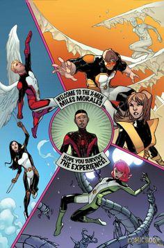 Exclusive: Marvel Comics X-Men Solicitations For September 2014   Comicbook.com