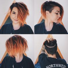 A quick little 360 of my dirty undercut since I get asked uh lot. I need a buzz. Enjoy.