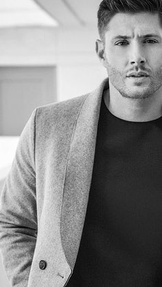 Jensen - Harper's Bazaar China photo shoot