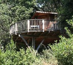 Orion Tree houses / Cabanes perchées