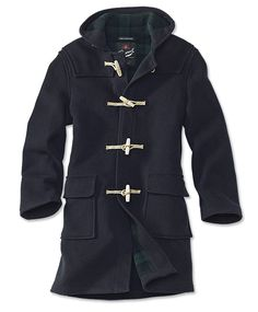 Just found this Mens Royal Navy Duffle Coat - Original Navy Duffle Coat -- Orvis on Orvis.com!