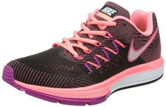 Nike  WMNS NIKE AIR ZOOM VOMERO 10, Chaussures de course femmes - Noir - Mehrfarbig (Multicolored), 36
