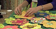 Nancy Rathbun from Completely Quilted takes us through the steps in this wonderful tutorial. Take a look!