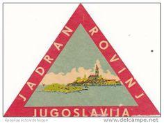 Hotel Jadran, Rovinj, Yugoslavia