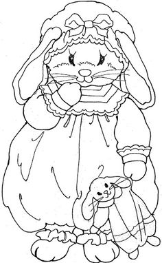 Coloring Book~Julie's Journey – Bonnie Jones – Picasa Web Albums Make your world more colorful with free printable coloring pages from italks. Our free coloring pages for adults and kids. Easter Coloring Pages, Coloring Book Pages, Printable Coloring Pages, Coloring Pages For Kids, Kids Coloring, Free Coloring, Painting Patterns, Fabric Painting, Motifs Animal
