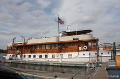 Sequoia Presidential Yacht | www.partyista.com