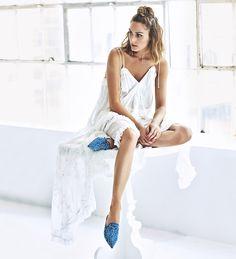 #PrettyBallerinas x #OliviaPalermo | Spring 2018 Collection