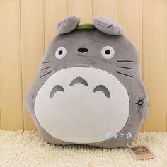 Totoro pillow cushion plush toy pillow home pillow birthday gift