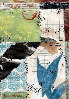 kariann burleson #collage