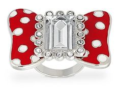 Minnie Mouse Bow Ring-perfect for my friend Ruth and her vow renewal at WDW