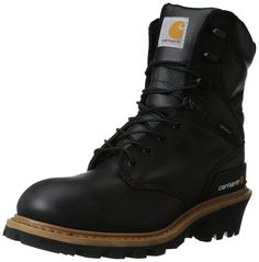 Carhartt Men's CML8131 8 Inch Soft Toe Boot *** Find out more details by clicking the image : Men's boots