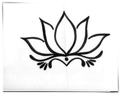 Seven Shocking Facts About Tattoo Lotus Flower Drawing Lotus Flower Tattoo Design, Lotus Design, Art Design, Flower Tattoos, Simple Lotus Flower Tattoo, Lotus Drawing, Plant Drawing, Lotus Art, Tribal Tattoo Designs