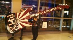 PHX Coyotes Hockey Game