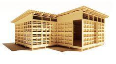 casa pallet - Buscar con Google Pallet, Rooftop Bar, Divider, Room, Furniture, Home Decor, Google, Shopping, Houses