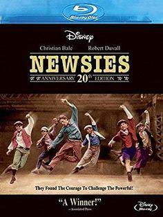 Ann-Margret & Christian Bale & Andrew Laszlo & Kenny Ortega-Newsies