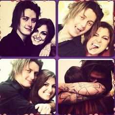 My God, they are perfect together *^* #BenBruce <3