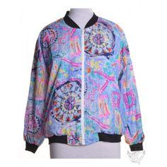 Savvy traveller wearin the world map jacket wardrobe beyond retro jacket label bomber gumiabroncs Gallery