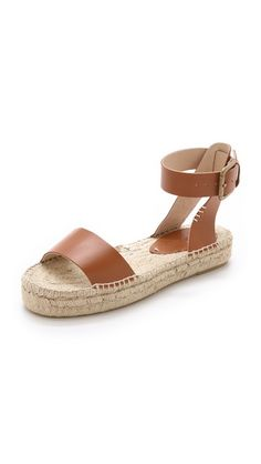 Soludos Platform Open Toe Sandals