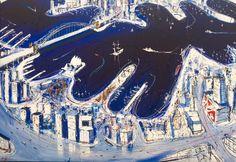 Mosman | Charleston's Fine Art Auctions Fine Art Auctions, Fine Art Gallery, Art Tutorials, Charleston, Abstract, Painting, Inspiration, Naturaleza, Art