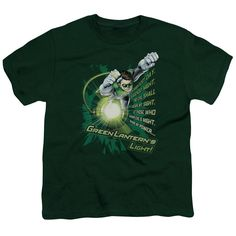 """Checkout our #LicensedGear products FREE SHIPPING + 10% OFF Coupon Code """"Official"""" Green Lantern / Flying Oath-short Sleeve Youth 18 / 1-hunter Green-sm - Green Lantern / Flying Oath-short Sleeve Youth 18 / 1-hunter Green-sm - Price: $29.99. Buy now at https://officiallylicensedgear.com/green-lantern-flying-oath-short-sleeve-youth-18-1-hunter-green-sm"""