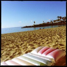 Gran Canaria, I live where you go on holidays.