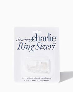 charming charlie   Ring Sizers   UPC: 400000004457 #charmingcharlie