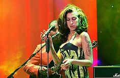 Amy Winehouse and the Pain of Addiction--an interesting read about addiction and its true roots.