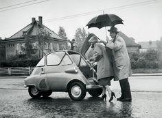 BMW Isetta, 1950s