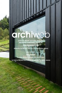 archiweb.cz - BOOOOX Rekonstrukce stodoly Best Tiny House, View Photos, Building, Buildings, Construction