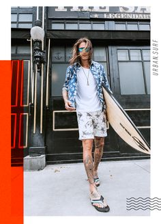 Editorial Urban Surf- Revista Sexy Model Lagarto (ford Models) PH Thais Vandanezi Stlyle Dani Nucci Beauty Vanessa Sena #mua  Makeup #beautyartist