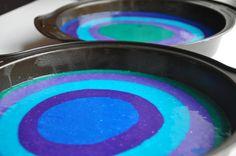 batter in pans