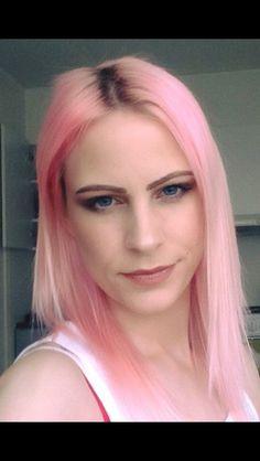 Me myself in pink