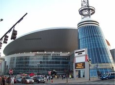 Bridgestone Arena, Nashville TN - Seating Chart View - We have Tickets to all Games and Shows!