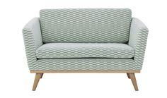 Ob großzügiger Sessel oder kleines Sofa: dieses schöne Sitzmöbel wird bei Red Edition « Love Seat » genannt!