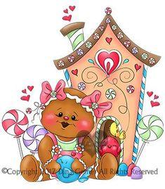 Digi Doodle Studios Digital Stamps – Page 19 Christmas Cartoons, Christmas Cats, Christmas Projects, Christmas Holidays, Homemade Face Paints, Line Art Images, Download Digital, Christmas Drawing, Paper Crafts