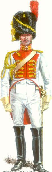 Saxon Grenadier-Garde a Cheval