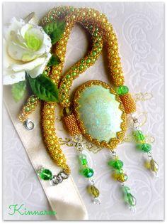 Kinnaree ... a Royal Splendor necklace by https://www.facebook.com/dwear.rooms