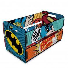 Caixote de Feira Grande DC POP