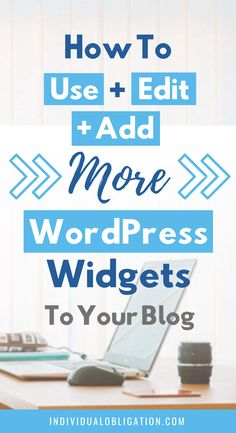 Learn how to use WordPress widgets to improve your blog + website with these WordPress blogging tips guide. Learn about using WordPress widgets to edit and add them to your WordPress blog theme + design. Plus the benefits of using them when starting a blog. Click here to find out how they can benefit your new blog by learning these blog basics + blog help tips #WordPressTips #HowToBlog #Blogging #BlogTips #WordPressWidgets #BloggingForBeginners | wordpress 101 | blogging tips and tricks | Website Tutorial, Blog Planner, Make Money Blogging, Money Tips, Blogging For Beginners, Blog Tips, How To Start A Blog, Benefit, Wordpress Guide