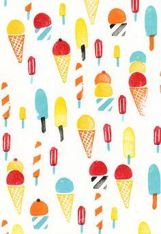 Ice creams - raichels