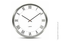 Настенные часы LEFF Amsterdam one stainless steel представляют собой уникальное слияние классического и современного дизайна. Полностью сделанные из шлифованной нержавеющей стали с крупными римскими цифрами, эти часы прекрасно дополнят интерьер вашего дома или офиса.